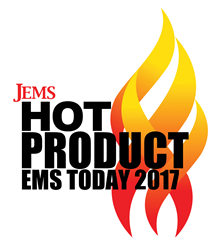 JEMS Hot Products Award 2017