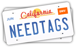 Simpler, Better, Faster CA Vehicle Registration Services - NeedTags.com