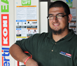 Hans Herrera has been promoted to Service Manager