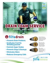 Filta DrainFoam