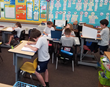 Kids Learn Better While Standing: New Sit-Stand Focus Desk Transforms Classroom