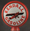 Lot #21, Kendall Gasoline Single Lens on a Metal Body, estimated at $12,000-$15,000.