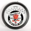 Lot #46, Red Hat Porcelain Thermometer, estimated at $4,000-$6,000.