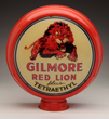 Lot #191, Gilmore Red Lion plus Tetraethyl Single Globe Lens, estimated at $12,000-$16,000.