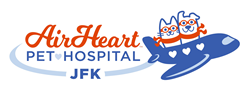 AirHeart Pet Hospital resides inside The ARK and provides primary and urgent medical care to pets traveling through and living around JFK Airport.