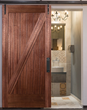 Simpson Door Co. Rolls Out New Line of Interior and Exterior Barn Doors for Homes