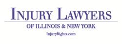 Injury Lawyers of Illinois & New York logo