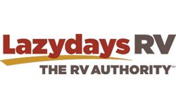 Lazydays RV, The RV Authority logo