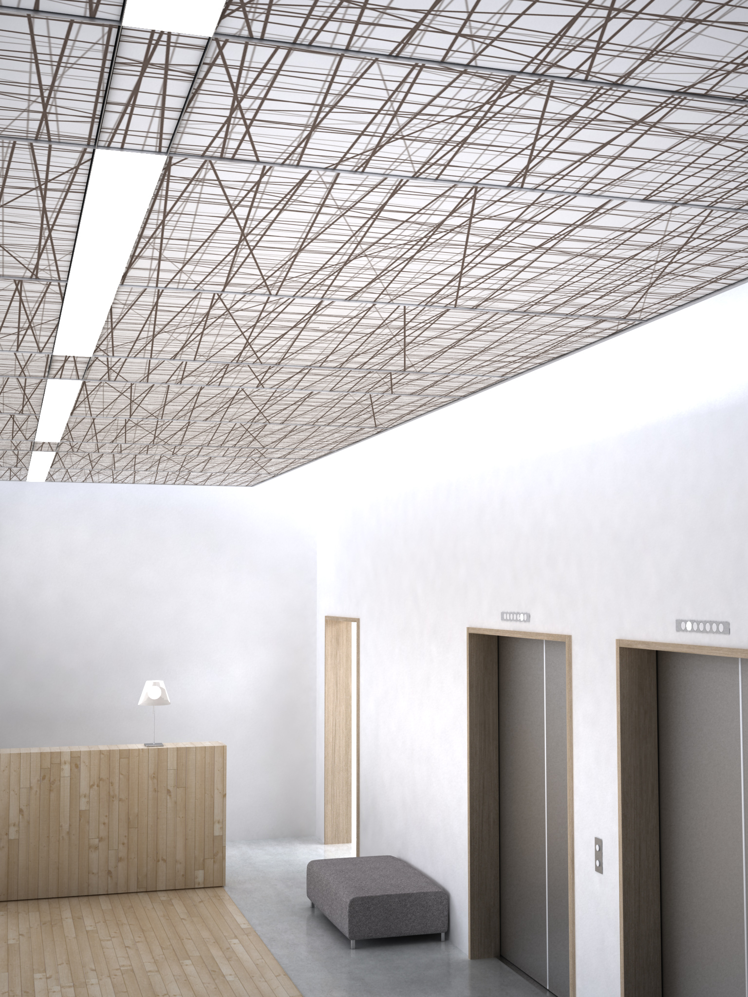 New Techstyle 174 Graphic Collection Of Acoustical Ceiling