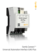 The Somfy Connect™ Universal Automation Interface Plus Expands Integration Options