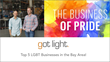 Got Light Tops the 50 Largest LGBT-Owned Businesses in the Bay Area