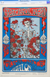 Grateful Dead Skull and Roses FD-26 Concert Poster