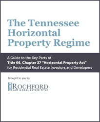 A downloadable legal resource about Title 66, Chapter 27, the'Horizontal Property Act