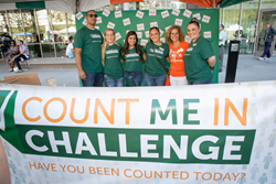University of La Verne Count Me in Challenge