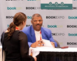 Lonz Cook at Book Expo of America 2017