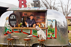Silvercloud Trailer Events® Mobile Bar Franchise