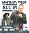 Matthew West Is Going 'ALL IN' For Fall Headline Tour