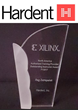 Hardent Receives Outstanding Instructor Award for Xilinx Training