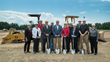 HarbisonWalker International Breaks Ground for new Monolithics Refractory Plant at The Point Industrial Park in Lawrence County, Ohio