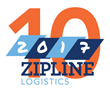 Zipline Logistics Celebrates 10 Years of Excellence as Top Transportation Service Provider for Consumer Product Brands