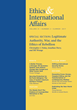 """Carnegie Council Presents the Summer Issue of """"Ethics & International Affairs"""": War, UN Secretary-General Selection Process, De fact Refugees in Central America, & More"""