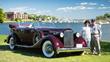 Best in show American -1935 Packard Dietrich Dual-Cowl Phaeton