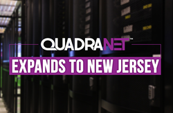 QuadraNet New Jersey Datacenter