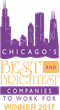 YJT Solutions Named Chicago's 2017 Best and Brightest Companies to Work For