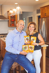 Real Food Blends Co-Founders Julie & Tony Bombacino