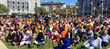Sikh gathered in San Francisco