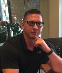 Eric Bobst, the newest GRx on-site pharmaceutical returns regional account executive