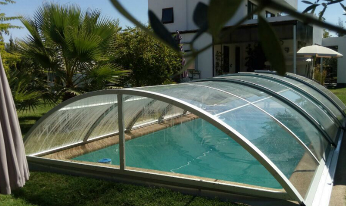 Excelite Introduced Wall Mounted Swimming Pool Enclosure To Global Market