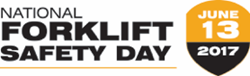 The critical need for and proven effectiveness of training was the key message at the fourth annual National Forklift Safety Day.