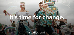 Creativepool disrupts the creative market with the launch of studiocrowd