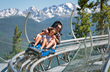 "The ""Horsin Around family adventure travel package from Antlers at Vail includes a full day at Epic Discovery, where they can enjoy a thrilling alpine coaster ride, obstacle courses and zipline fun (p"