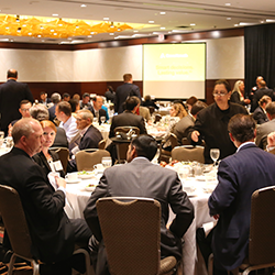 Attendees at the 7th Annual Healthcare M&A Conference