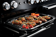 AGA dual-element Glide-Out™ Broiler System