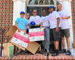Andrews Federal Volunteers for 10th Annual Spring for Alexandria Community Service Day