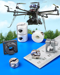 Stafford drone and UAV components