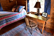Writers attending the Left Bank Writers Retreat's U.S. Hemingway's Wyoming three-day weekend will see the room at Spear-O-Wigwam in the Bighorn Mountains where Hemingway worked on A Farewell to Arms.