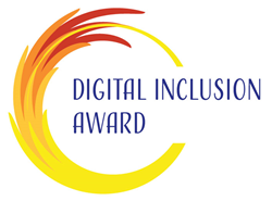 Logo of the digital inclusion award
