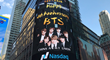 Internationally Renowned Pop artists, BTS Celebrate Their Fourth Anniversary as a Band Worldwide Fan Effort Results in Billboard's, Bus Ads and An Electronic Banner in NY