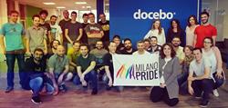 Docebo Milano Pride 2017