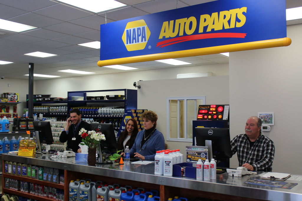 More than auto parts stores throughout Canada, suppling the professional automotive service repair industry with replacement parts, tools and equipment.