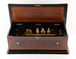 Orchestral Music Box, estimated at $10,000-15,000.