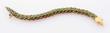 18K Snake Bracelet, estimated at $4,000-6,000.