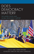 "Book Release and Launch for ""Does Democracy Matter?"""