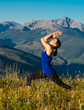 Mountain top yoga returns this summer at The 10th on Vail Mountain