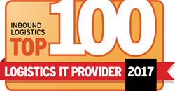 Top 100 IT Logistics Providers 2017 Cheetah Software
