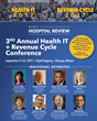 Becker's Healthcare to Host Health Information Technology and Revenue Cycle Conference from September 21 - 23, 2017 in Chicago, IL